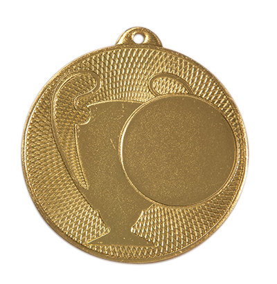 RAMBLA Medaille Gold